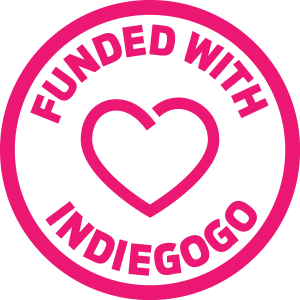 Funded on Indiegogo