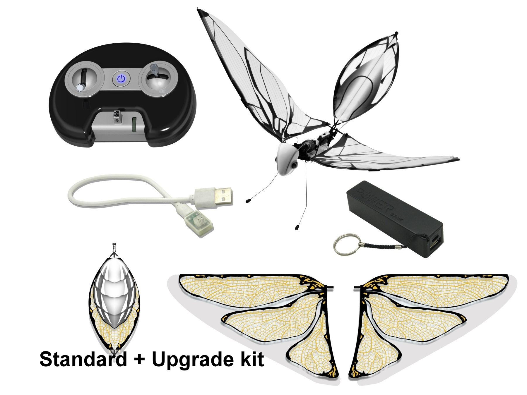 MetaFly upgrade pack